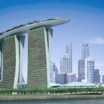 The Spectacular Beauty of Marina Bay Sand Hotel
