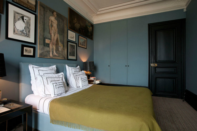 Top 3 Parisian Interior Designers: Potisek, Champsaur and Joseph-Graf
