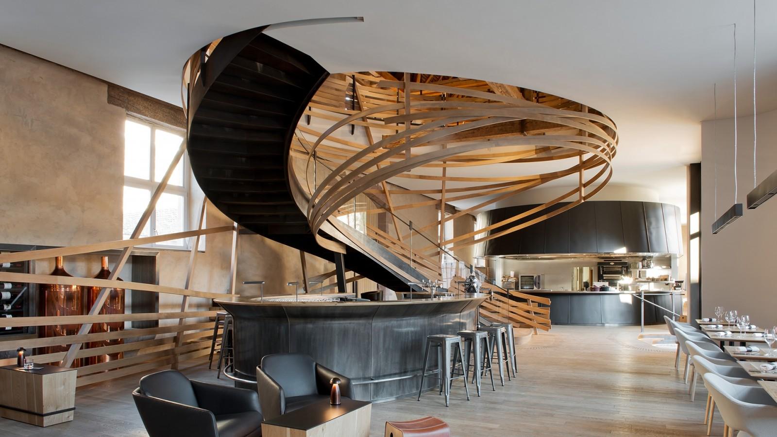 Inspirational Interior Designers Patrick Jouin_Brasserie Les Haras