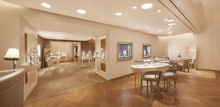 Inspirational Interior Designers Patrick Jouin_Maison Van Cleef & Arpels