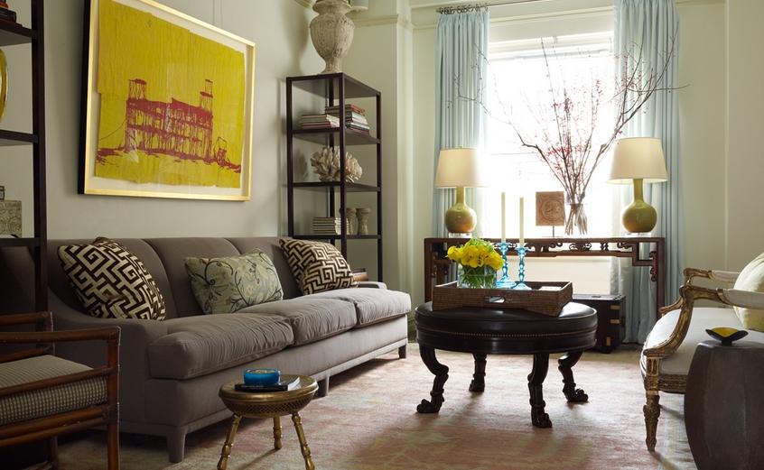 Inspirational Interior Designers: Robert Passal__Manhattan Appartment