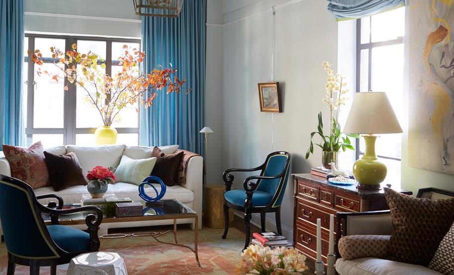 Inspirational Interior Designers: Robert Passal__Manhattan Muse