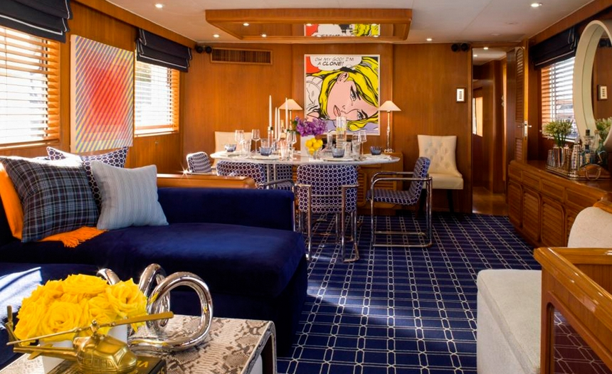 Inspirational Interior Designers: Robert Passal_Oceana