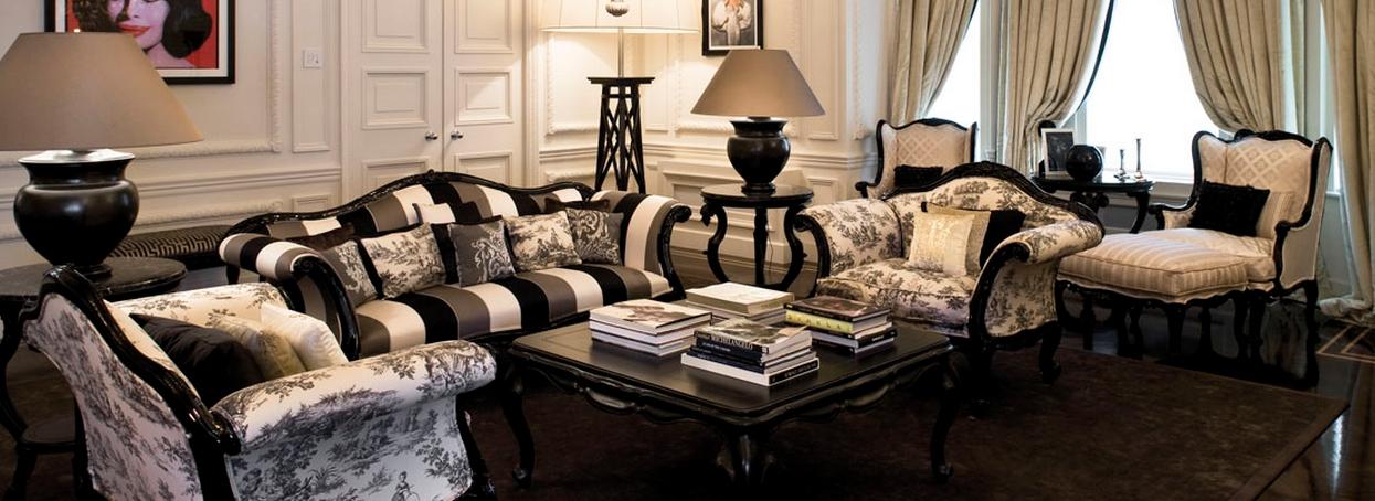 Inspirational Interior Designers Paul Davies_MAYFAIR LATERAL APARTMENTS1