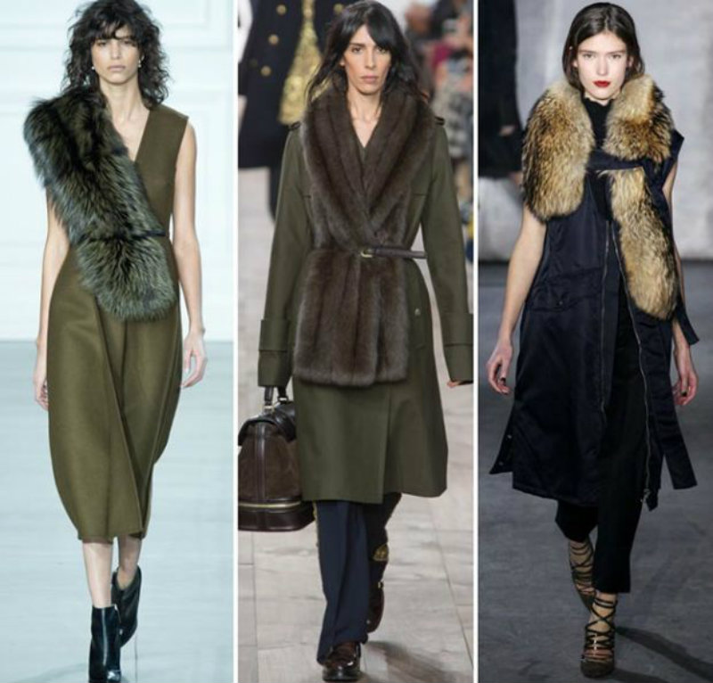 Мода осень-зима 2015 г.