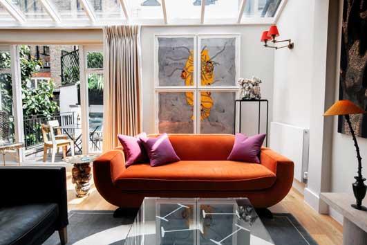 Inspirational Interior Designers Rabih Hage_Pavilion Road