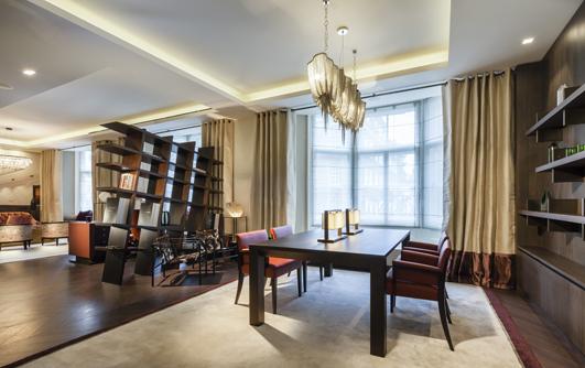 Inspirational Interior Designers Rabih Hage_Wigmore Marketing Suite1