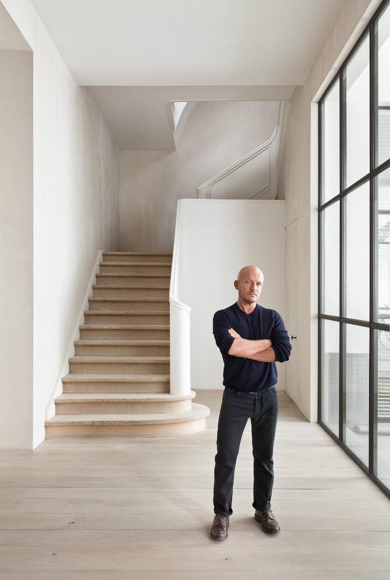 Inspirational interior designers Inspirational interior designers: Vincent van Duysen covet edition Inspirational interior designers Vincent van Duysen designer