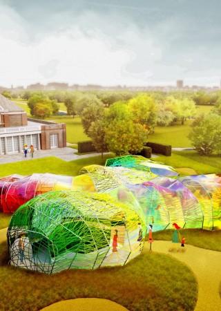 London: Serpentine Gallery Summer Pavilion