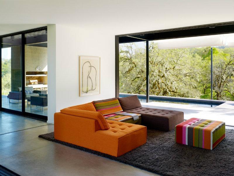 Coveted Top Interior Designers Marmol Radziner Unobtrusive