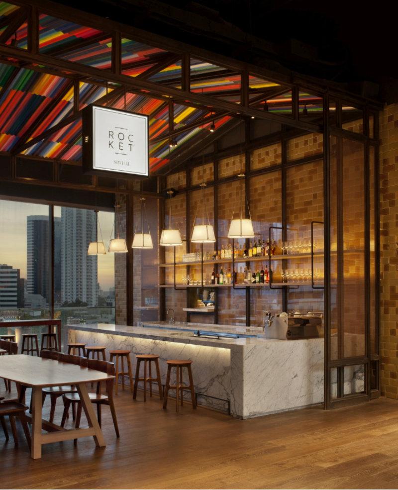 Coveted Top Interior Designers Yabu Pushelberg Siwilai Concept