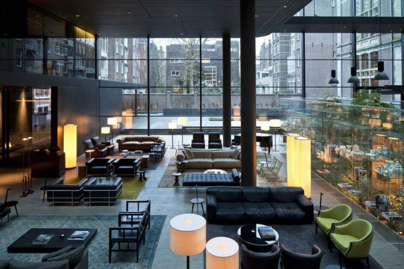 piero-lissoni-conservatorium-hotel Top Architects| Piero Lissoni piero lissoni conservatorium hotel