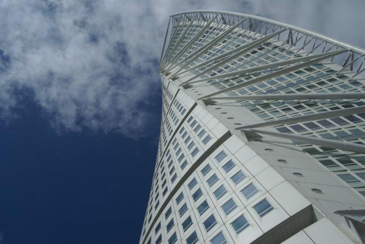 turning-torso  Top Architects| Santiago Calatrava turning torso