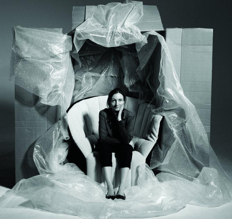 Design Gallerist - INGA SEMPÉ  French designer Inga Sempé Design Gallerist INGA SEMP   1y
