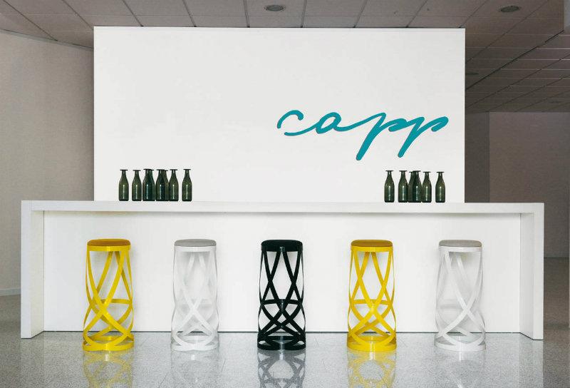 coveted-10-interior-designers-to-see-at-West-Wing-Galleries-bar-stool-original-design-metal-studio-nendo-6547-3254845