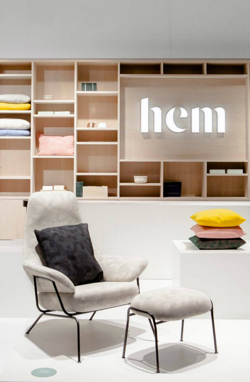 Hem Design alphabeta ls for design brand hem covet edition