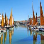 coveted-Charming-Michelin-restaurant-La Buca-in-Italy-porto-canale-cesenatico