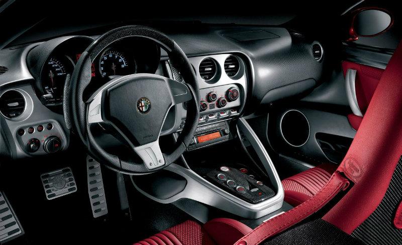 Italian car manufacturer Alfa Romeo – Covet Edition