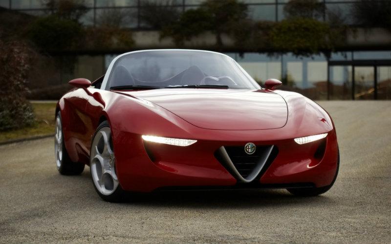 Italian Car Manufacturer Alfa Romeo Covet Edition - Fast car 361