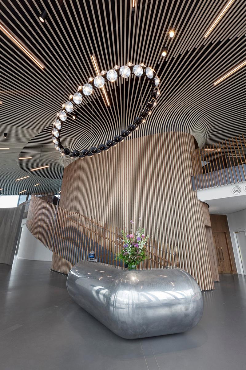 Astonishing Apartment by Tom Dixon Studio Ground Floor Reception