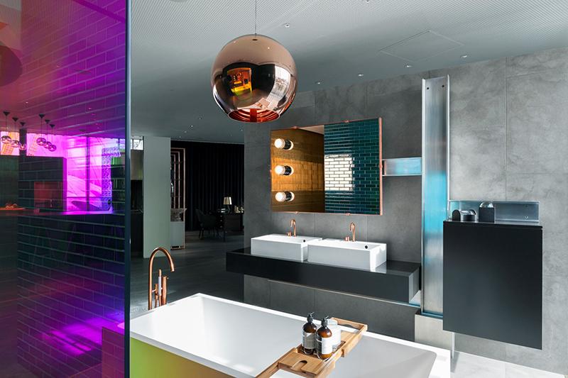 Astonishing Apartment by Tom Dixon Studio Third Floor Bathroom 2