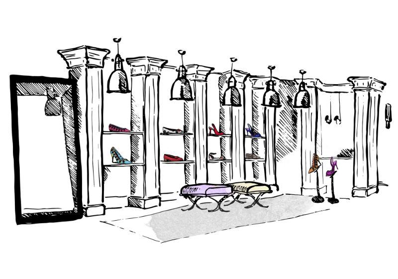 Manolo Blahnik store to be opened soon