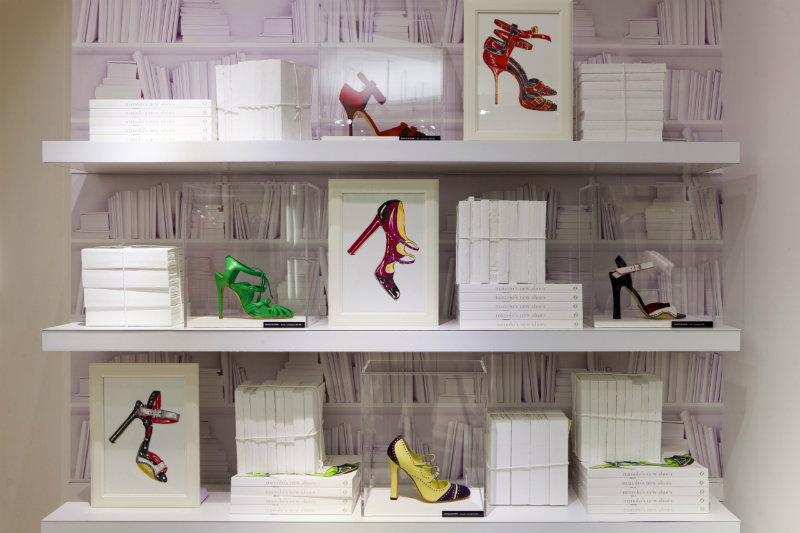 Manolo Blahnik store to be opened soon  Manolo Blahnik store to be opened soon coveted Manolo Blahnik store to be opened soon shoes