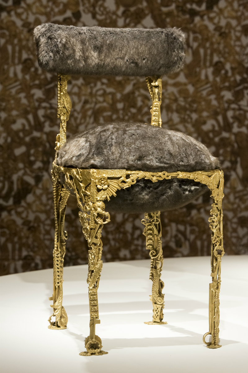 The Campana Brothers has launched Barroca collection