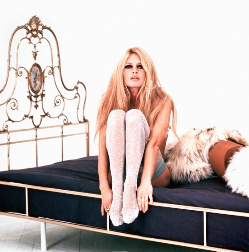 style icon brigitte bardot Bed  Style Icon: Brigitte Bardot style icon brigitte bardot kk bed