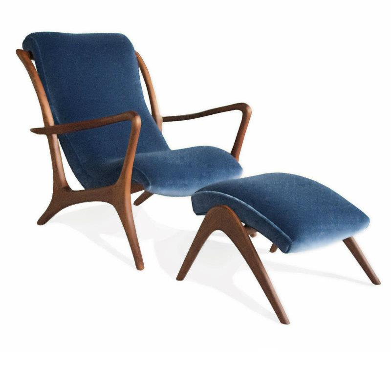 CovetED A Lifetime of Avant Garde Design by Vladimir Kagan chair  A Lifetime of Avant Garde Design by Vladimir Kagan CovetED A Lifetime of Avant Garde Design by Vladimir Kagan chair