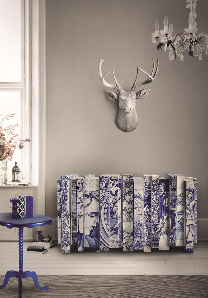 CovetED Exclusive Interview with Marco Costa Heritage Sideboard