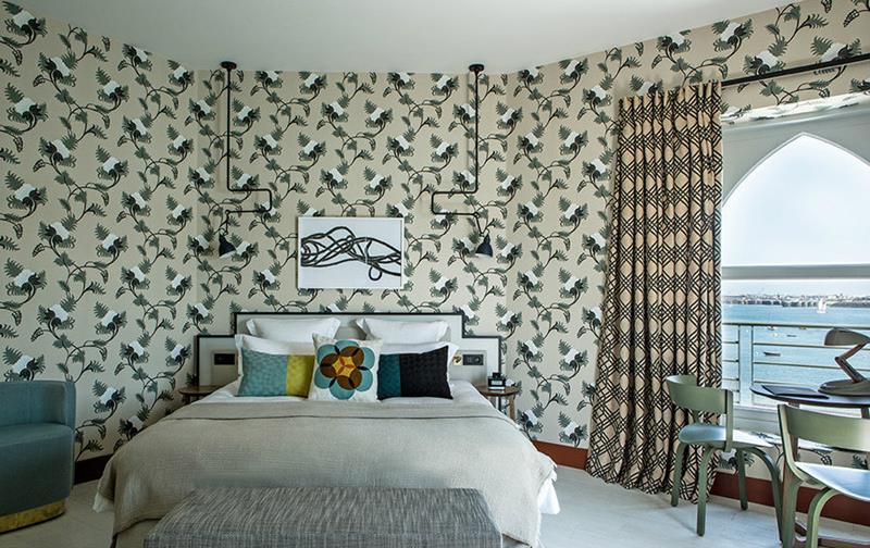CovetED Magazine Hotels We Covet - Castelbrac bedroom