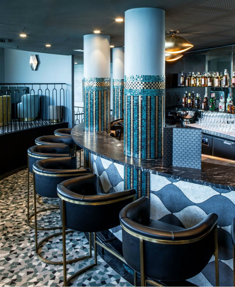 CovetED Magazine Hotels We Covet - Castelbrac luxury design