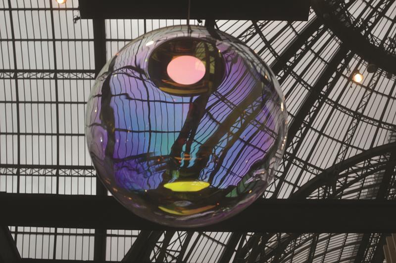 CovetED Revelations, Le salon des Métiers d'Art et de la Création glass
