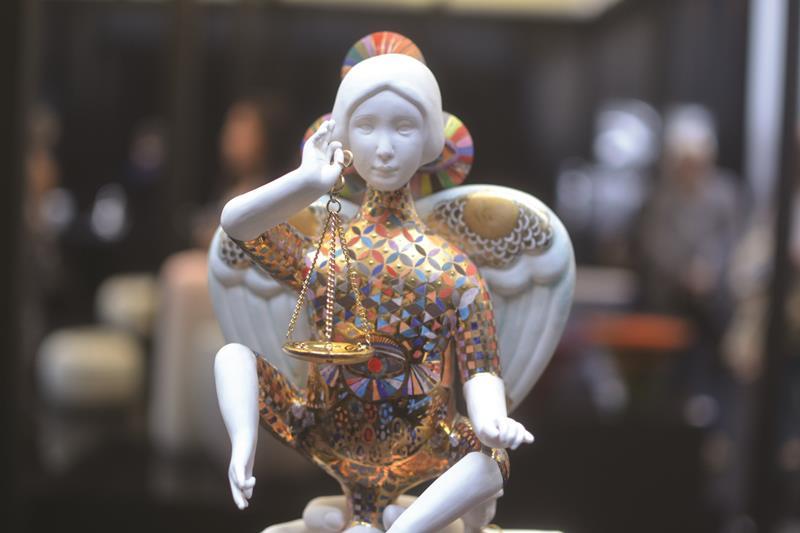 CovetED Revelations, Le salon des Métiers d'Art et de la Création sculpture