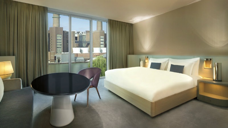 Ritz Carlton Wolfsburg by Elliot Barnes Interiors bedroom design