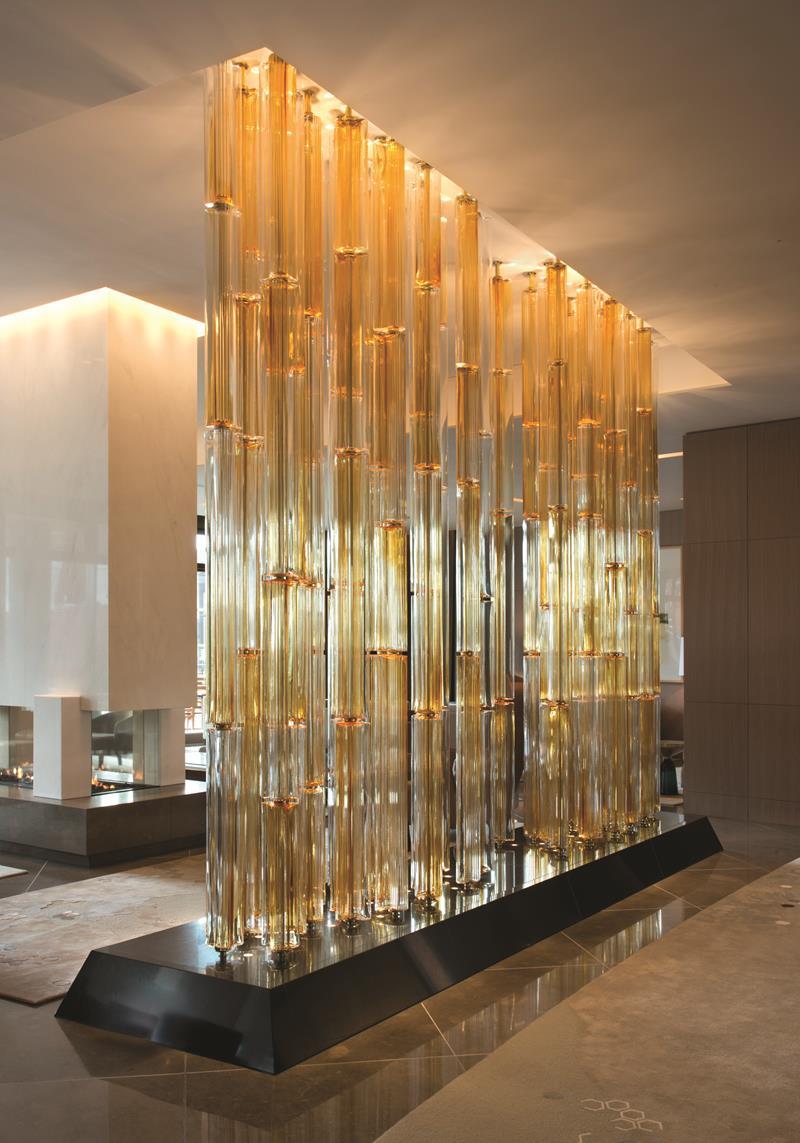 Ritz Carlton Wolfsburg by Elliot Barnes Interiors lobby reception