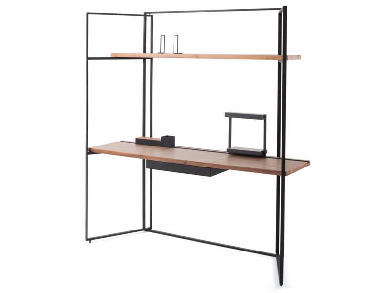 CovetED Magazine Yabu Pushelberg Design Collection For Stellar Works Secretary Desk