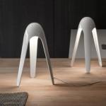 Maison et objet 2016 Karim Rashid designs new lamp Martinelli Luce