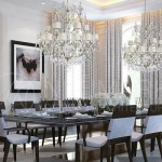 CovetED Interview with Neumark Architects about Innovative Design Moscow Doville - Dining Room