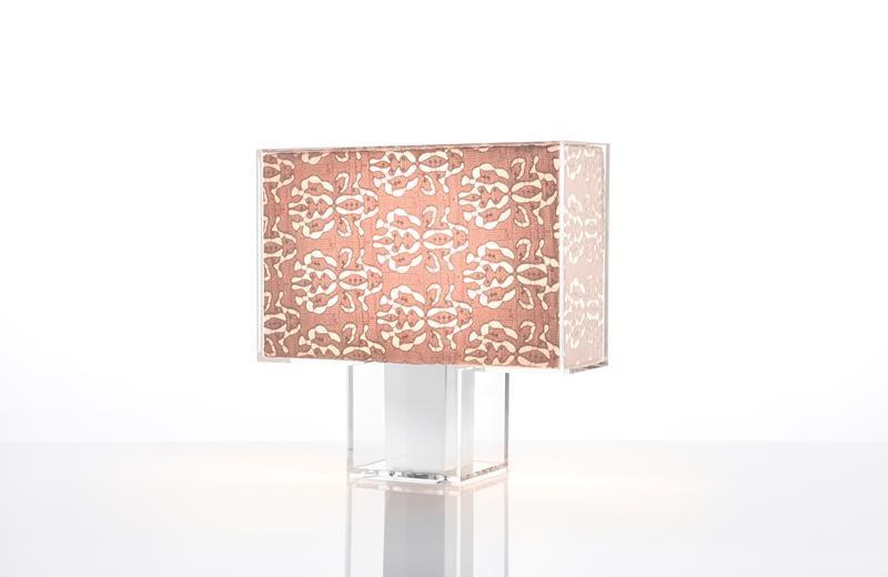 Ferruccio Laviani - s Tatìr lamp for Kartell at Salone del Mobile
