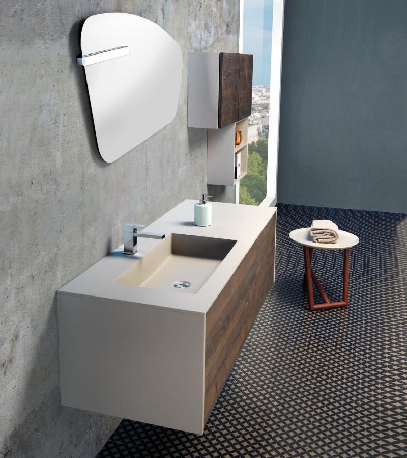 Unique bathroom ideas from salone bagno at salone del - Fiera del bagno bologna ...