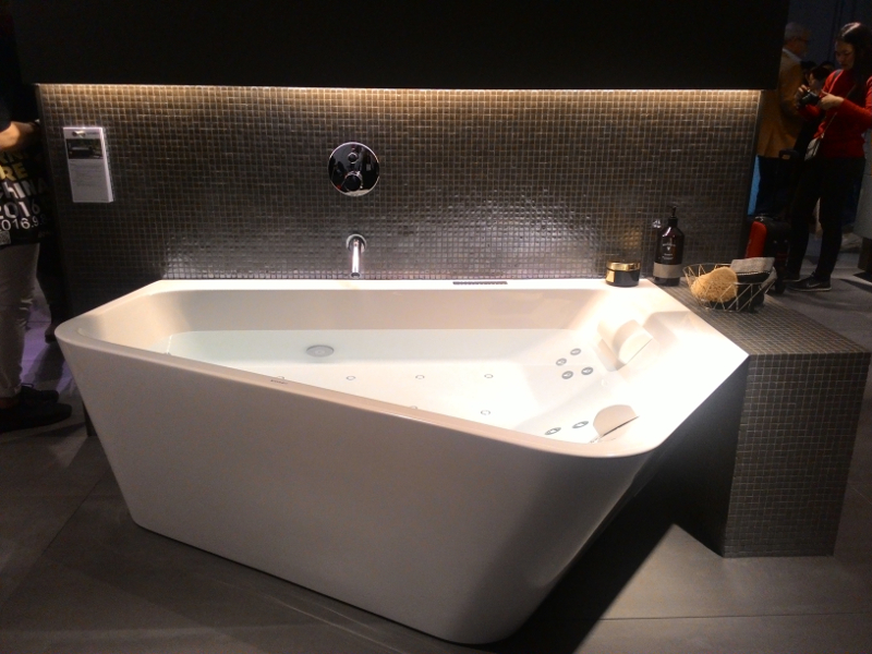 Unique Bathroom Ideas From Salone Bagno At Salone Del Mobile