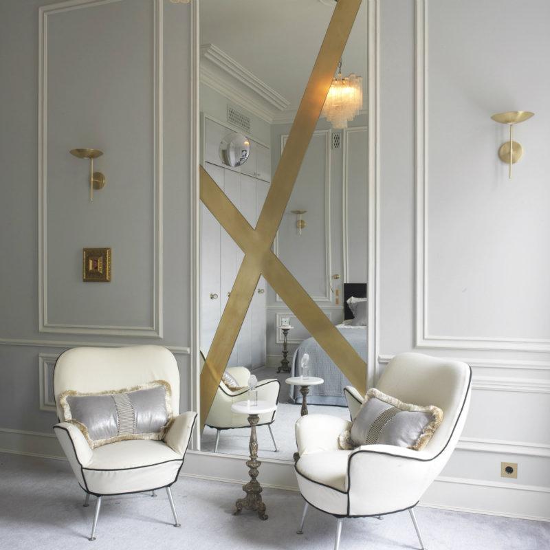residential projects Residential Projects: Saint Petersburg Private Residence residential projects maria filippova bedoom