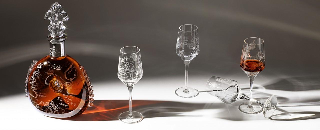 Louis XIII-cognac-exhibit