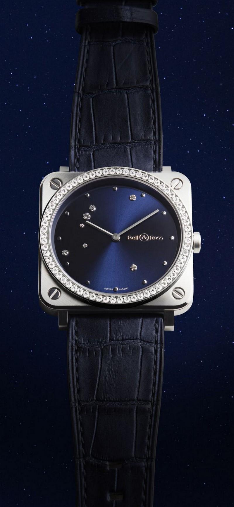 BRS Diamond Eagle diamond eagle Bell & Ross Diamond Eagle Watch Will Shine on Your Wrist Bell Ross BRS Diamond Eagle 2