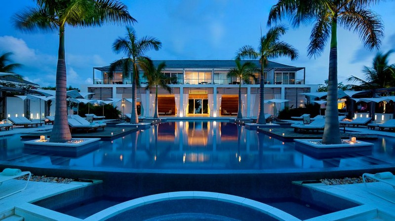 Gansevoort-Turks-Caicos-2-Caribbean caribbean The Best Resort in Caribbean Region: Gansevoort Turks & Caicos Gansevoort Turks Caicos 2