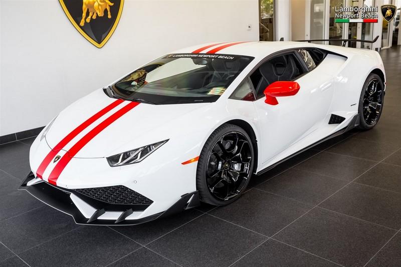 Lamborghini Huracan Series Newport Beach Aerodynamics  Package 1 Huracan
