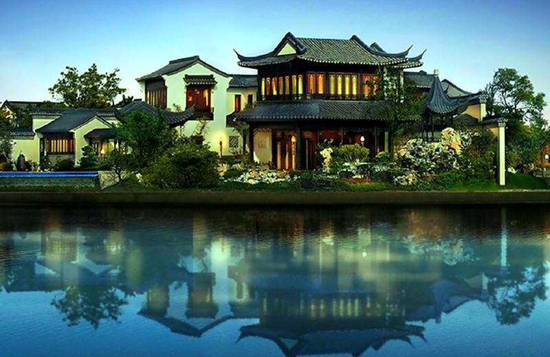 Taohuayuan taohuayuan Taohuayuan: A Paradise in China tamanho china