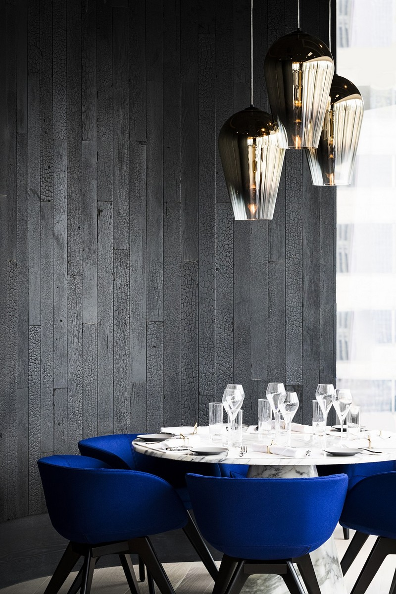 Tom Dixon's Luxurious Alto Restaurant in Hong Kong-3 tom dixon Tom Dixon's Luxurious Alto Restaurant in Hong Kong 8 16 16 ALTO FadePendants DiningBooth